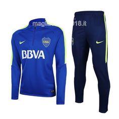 Tuta Presentazione Boca Juniors 2016 2017 Blu