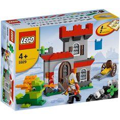 Đồ chơi LEGO 5929 Knight and Castle Building Set – Hiệp sỹ và lâu đài