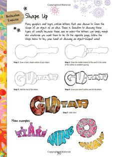 Creative Illustration & Beyond: Inspiring tips, techniques, and ideas for transforming doodled designs into whimsical artistic illustrations...
