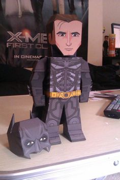 Batman   I don't think this one needs much of an introduction. To commemorate the launch of a little film that you may have heard of, Dark K...