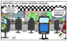 Humor: Buenos días a tod@s!