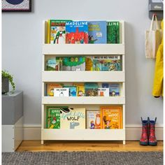 Kinder Bucherregale Kinderzimmer In 2019 Pinterest