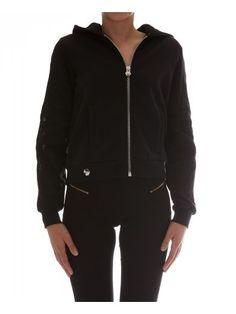Philipp Plein Prism Sweatshirt, Black