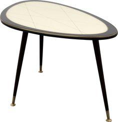 Table d'appoint en verre - 1950 - Design Market