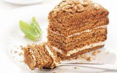 Ypatingasis medaus tortas ( valgiusieji sako, kad skaniausias) - MOTERIS.LT - Mobili versija