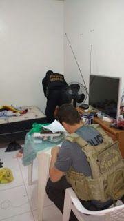 NONATO NOTÍCIAS: Polícia Federal cumpre mega operação contra pedofi...