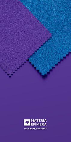 Combinación de moqueta ferial color azul ducados con violeta para stands, ferias, congresos y eventos. #Your💡our🛠️ #moquetaparastands #carpetforfairs #moquetaferial #moodboard #diseñodestands #bluecarpet #moqueta #moquetaazul #moquetaazulducados #yourideasourtools