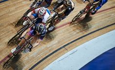 Revolution Series | Elite track cycling