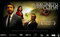 El Secreto de Sus Ojos Ricardo Darin, Drama, Learning Spanish, I Movie, The Outsiders, Mystery, Cinema, Shit Happens, Humor