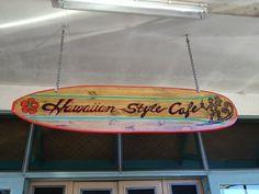 Hawaiian Style Cafe - Kamuela, HI