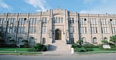 Xavier University of Louisiana, New Orleans. Xavier is the only black, Catholic university in the nation.