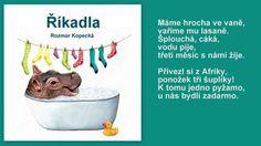 Podpořte Říkadla spisovatelky Rozmar Kopecké - Podpořte Říkadla ...