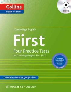 Cambridge English First: Four Practice Tests for Cambridge English: First