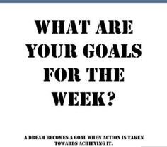 Goals are dreams with deadlines | ANB Promotions