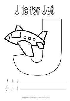 13 best letter j images preschool alphabet preschool preschool letters. Black Bedroom Furniture Sets. Home Design Ideas