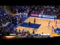 Kansas vs Iowa State: Ben McLemore Game-Tying Three Pointer