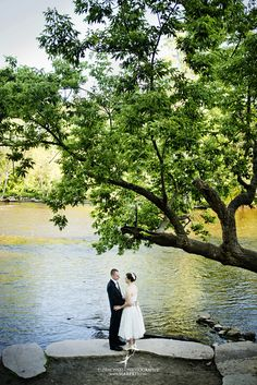 Today a quick peek at Allie and Chris' Wedding at and around Nichols Arboretum in Ann Arbor.