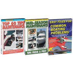 Bennett DVD - Boat Maintenance DVD Set - https://www.boatpartsforless.com/shop/bennett-dvd-boat-maintenance-dvd-set/