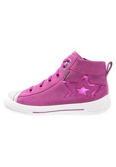#Superfit #TENSY #Sneaker #high #dahlia für #Mädchen -