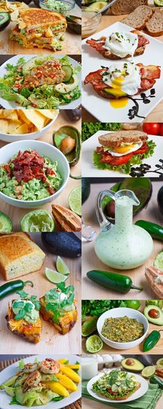 10 Amazing Avocado Recipes