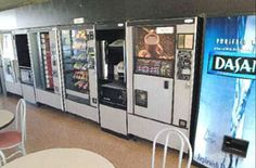 WISCONSIN STATE Vending Machine Service Companies! These Wisconsin vending machines suppliers may offer these Free Vending Machine types: Snack, Soda, Combo, Food, Frozen, Healthy vending machines, Micro Markets, Coin-Op Amusement Games and repair services, all for your employee breakrooms!  Also