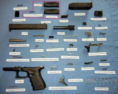 breakdown of glock