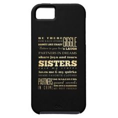 Inspirational Art - Sisters Case For iPhone 5/5S