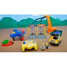 Rokenbok Get ROK'n Young Builder & Action Set (Toy)