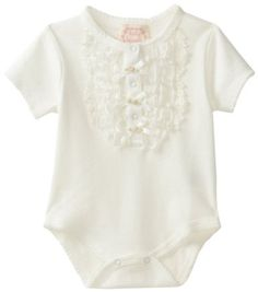 Going Home Outfit???    Amazon.com: Biscotti Baby-Girls Newborn Victorian Rose Bodysuit: Clothing $36