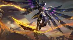 Kaja is a fighter/support hero that deals high magic damage which is one of the reasons why he is META. In the patch before the current one, Kaja's HP. Mobile Legend Wallpaper, Hero Wallpaper, Moba Legends, Character Art, Character Design, Best Hero, Fantasy Characters, League Of Legends, The Help