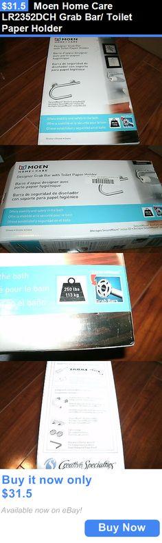 Remarkable Moen Home Care Grab Bar Toilet Paper Holder Images ...