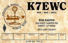 K7EWC   USA