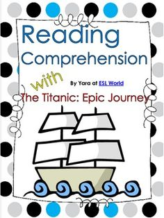 This worksheet works best in conjunction with the unit on the Titanic. It is a reading task with comprehension questions to follow. Designed for ESL students.  Can be used with:Grade 4,5,6 students for comprehension skills.ESL Students 13+ Level Pre-intermediatte, Intermediatte.Hope it is useful to you!