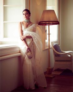 Check out these Summer 2020 Embroidered Organza Sabyasachi sarees collectionand end the search for ideal Sabyasachi saree designs for your summer wedding. Bridal Sari, Wedding Sari, Indian Wedding Outfits, Indian Bridal, Saree Collection, Bridal Collection, Sabyasachi Collection, Designer Collection, Sabyasachi Sarees