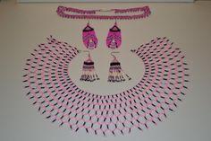 Inuit made beaded jewelry by Tanya Mesher Jones