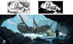Shipwreck Concept