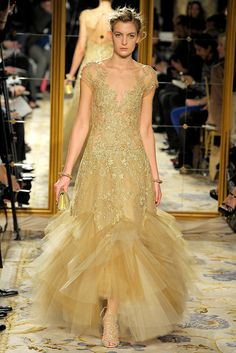Marchesa - Fall 2012 Ready-to-Wear - Look 7 of 33