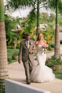 Elegant Punta Cana Wedding at Barcelo Bavaro Palace Deluxe Hotel | Photos - Style Me Pretty