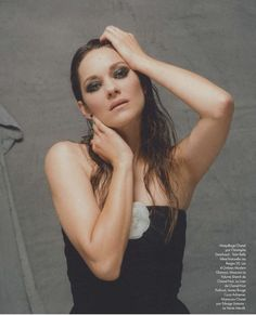 Marion Cotillard Style, Banks, Mode Chanel, Carine Roitfeld, Campaign Fashion, Instyle Magazine, French Actress, France, Photos Of Women