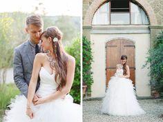 Tuscan Wedding hair and makeup by Sofia Sweet