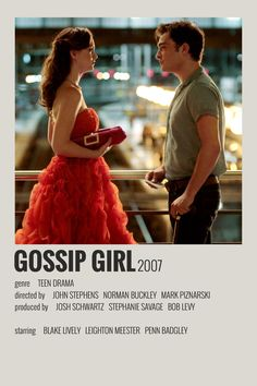 Alternative Minimalist Movie/Show Polaroid Poster - Gossip Girl Marvel Movie Posters, Iconic Movie Posters, Disney Movie Posters, Minimal Movie Posters, Iconic Movies, Film Posters, Rock Posters, Gossip Girls, Gossip Girl Style