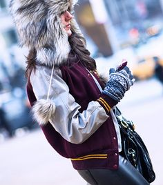 2017 The Latest Chic Winter Outfits To Wear - PIN Blogger