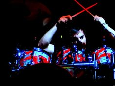 DAN953 rock band 30 Seconds to Mars Shannon Leto 32x24 POSTER