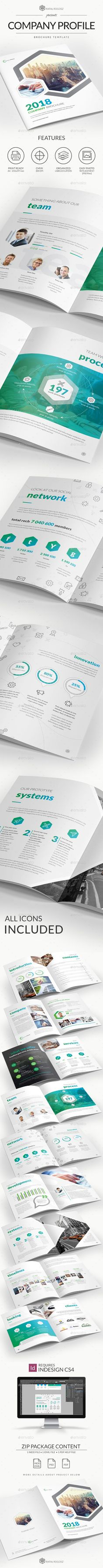 Corporate Brochure 2018 A4