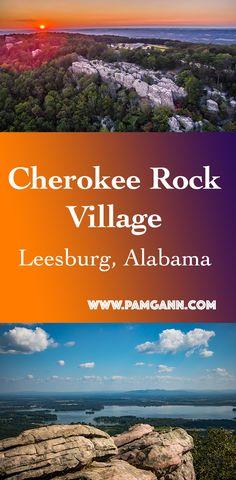 Cherokee Rock Villag