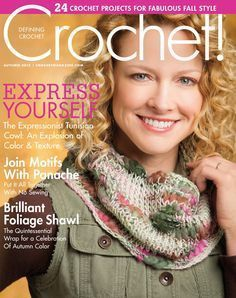 Crochet! Magazine - From issuu - You can download this magazine - Please let me know if it disappears so I can delete the pin thanks ☺