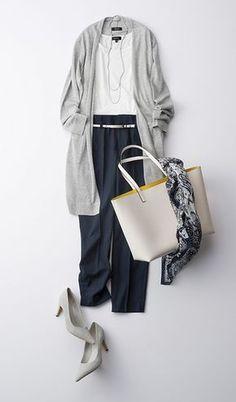 Nachrichten - Women's Fashion that I love - kleidung Fashion Mode, Work Fashion, Hijab Fashion, Fashion Looks, Fashion Outfits, Womens Fashion, Daily Fashion, Style Fashion, Mode Outfits