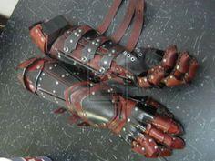 Custom Armor Project W.I.P.