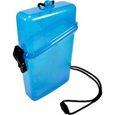 Propel Paddle Gear by Shorline Marine Dry Storage Box, Blue