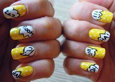 nails art So cool!!!